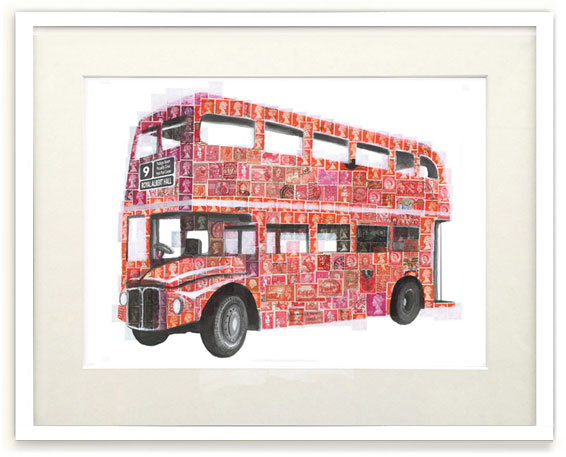 London_bus_white_frame